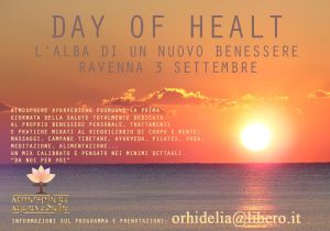 atmosphere ayurvediche ravenna - day of healt 3 settembre 2016