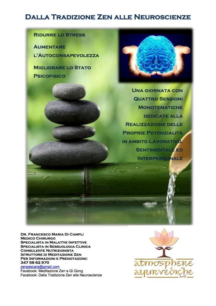 atmosphere ayurvediche ravenna - francesco maria di campli - dalla tradizione zen alle neuroscienze