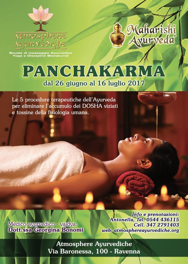 Locandina Panchakarma web